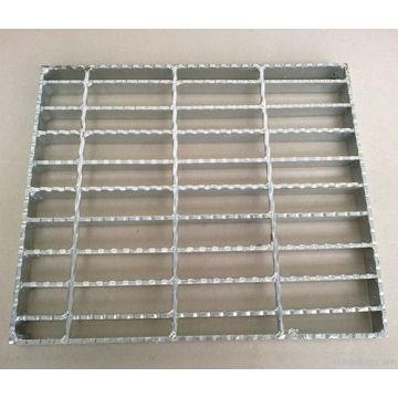 Stainless Steel Serrated Steel Bar Grating