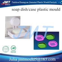 jabón caja plástico molde de inyección con el fabricante de acero de p20