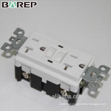 GFCI receptacle NEMA5-15 Barep BRAND YGB-093
