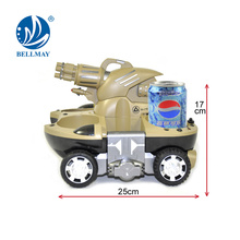Cool Design et Hard Body Shell Rc Tank Built-in LED Headlamp RC Tank for Wholesale