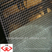 TianYue Lock Crimp-Drahtgewebe-Herstellung