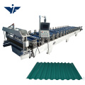 G550 single layer roll forming machine