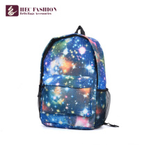 HEC High Quality MultiColor Kids Backpack School Bag