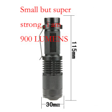 Small But Strong Pocket Rechargeable LED Torch