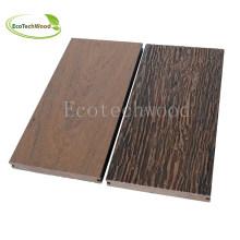 Antique Wood Plastic Composite Flooring