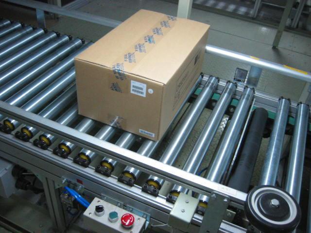 Roller Belt Packaging