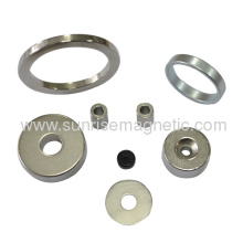 Super Ring Sintered Magnets