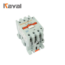 Long life magnetic contactor 220v LC1-D silver point ac contactor free sample  magnetic contactor
