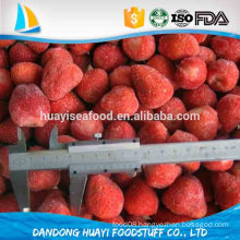 Chinese bulk selling frozen strawberry