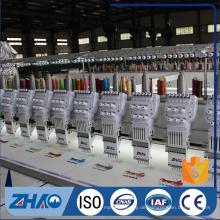 ZS 27 Köpfe flach computergesteuerte Hochgeschwindigkeitsstickmaschine Preis