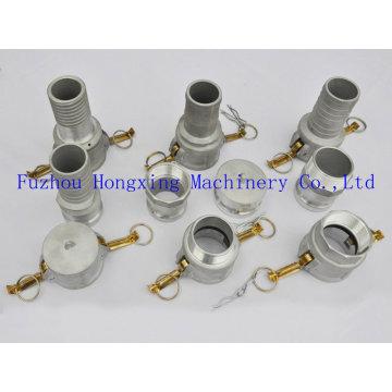 Fuzhou Honging good qulity Aluminum camlock coupling fitting