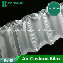 Almofada de ar do China fábrica preço empacotamento plástico material do rolo