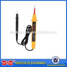 Testeur d'induction de détecteur de tension d'appareil de contrôle de tension Test d'électricité de fonction multiple 3 DANS 1