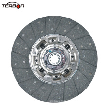 430*252*10*50.8*12S original packing clutch disc price