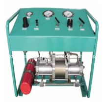 Ölfreier Oilless Air Booster Gas Booster Hochdruckverdichter Füllpumpe (Tpds-100)