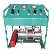 Oil Free Oilless Air Booster Gas Booster Bomba de llenado de alta presión del compresor (Tpds-100)