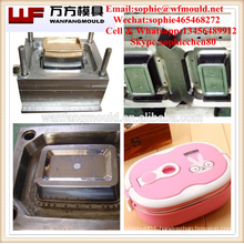 China Wanfang Newest Design Plastic injection Lunch/food Container/box moulding/mold