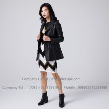 Sheepskin Leather Jacket For Women
