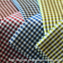 Yarn Dyed Polyester Sleeve Lining Fabric