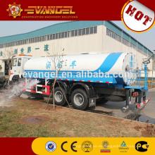 Howo 6x4 utilizó el camión tanque de agua para la venta