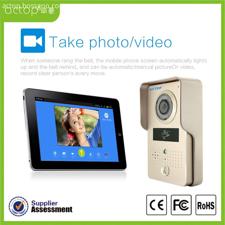 Video Door Camera WIFI