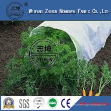 Tissu non tissé d'agriculture de polypropylène avec UV en Chine