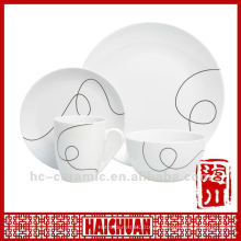 4pcs jantar define multa china, real multa china