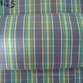 100% Cotton Poplin Woven Yarn Dyed Fabric for Shirts/Dress Rls40-7po