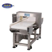 Machine professionnelle de détecteur de métaux de tricot de haute technologie