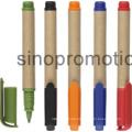 Plastik Ballpoint Werbegeschenk Klicken Mini Papier Stift