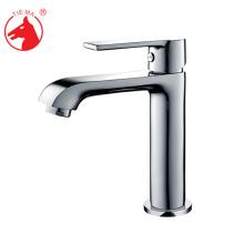 Torneira popular da bacia de bronze da lavagem da água fria quente da venda