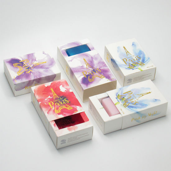 Luxury Soap Boxes Packaging