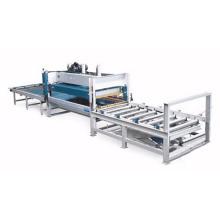 Máquina de laminado de madera de prensa caliente automática