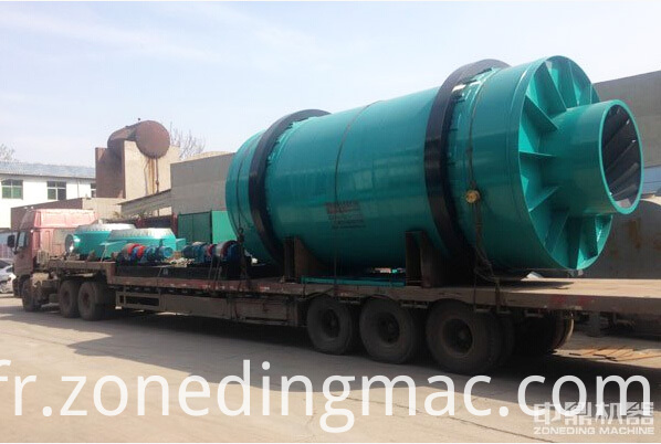 Three Cylinder Drum Dryer