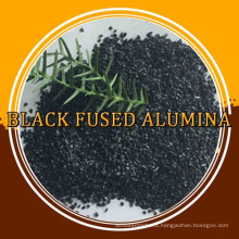Black Fused Alumina/ Corundum powder/synthetic corundum for polishing wax