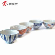 Kochgeschirr Reis Schüssel Keramik Salat Schüssel