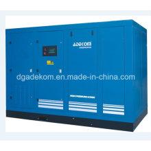 Compresseur d'air à vis à deux étages à économie d'énergie à moyenne pression (KHP220-20)