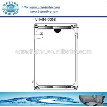 Truck Radiator For MAN