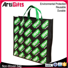 Free samples recycle non woven foldable shopping bag