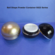 15g Ball Shape Loose Powder Container
