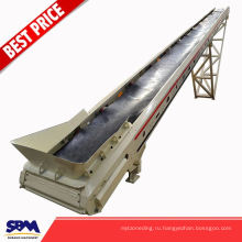 Промышленные рок Дробилка используется Минни ленточный конвейер для руды