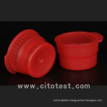 Plastic Test Tube Stoppers & Caps (4070-3013-13)