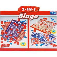 Club Toy 2 en 1 juguetes educativos Bingo