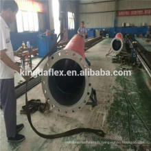 Tuyau flexible de tuyau de pompe d'aspiration de carburant diesel de carburant de grand diamètre de 16 pouces