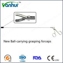 Инструменты для бронхоскопии Новые шариковые захватные щипцы