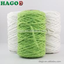Material de hilo de algodón mezclado