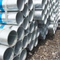 Kelas B Galvanized Round Welded Steel Pipe
