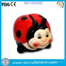 Cute Ladybug Kids Gift Money Saving Box