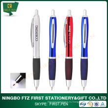 Пользовательская металлическая ручка с подсвеченным наконечником