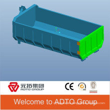 China manufacturer hooklift customized container